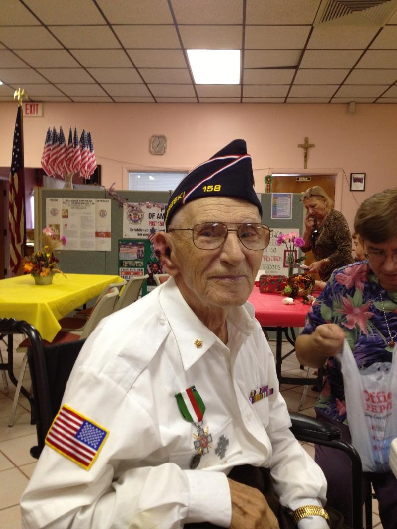 Post #158 Polish Veteran Joseph Doda Dan