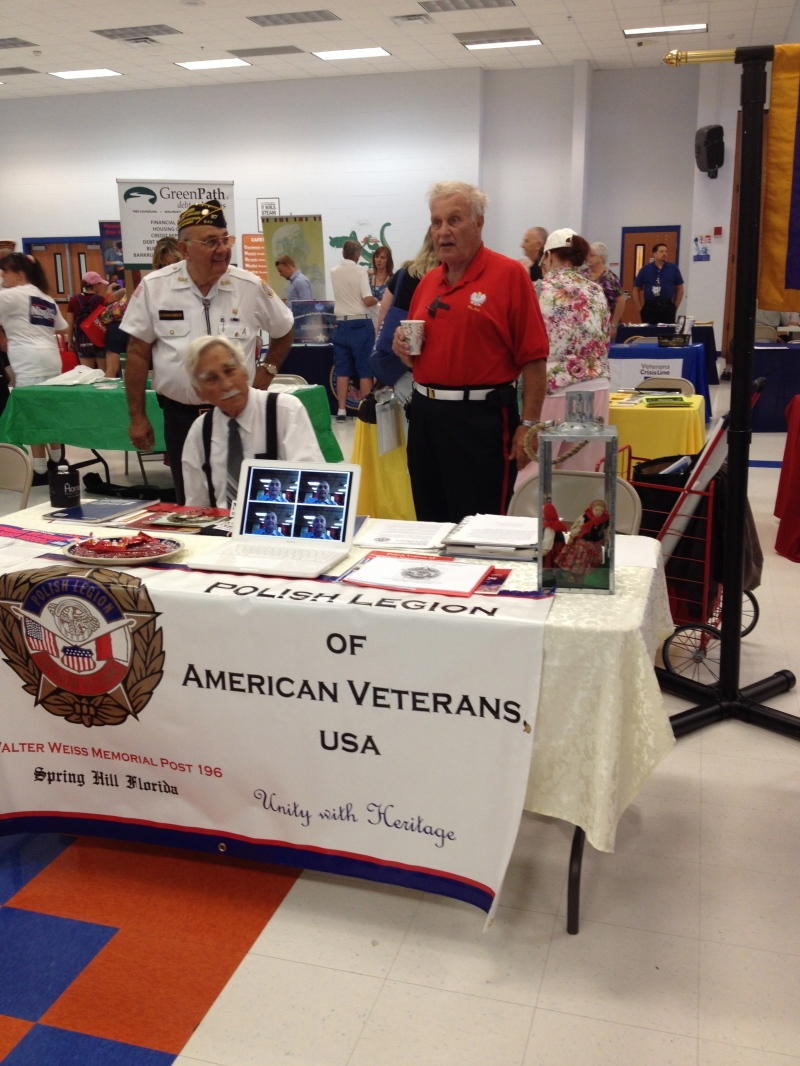 Hernando County Veterans' Benefit Fair